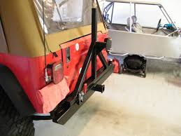 Custom Homemade Tire Carrier Jeepforum Com
