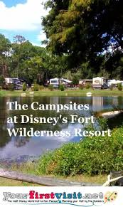 Walt Disney World Resorts Map by Best 25 Fort Wilderness Resort Ideas Only On Pinterest