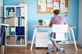 amenagement bureau domicile aménager bureau à domicile un endroit calme et plein de style