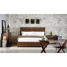 Joanna Gaines Wallpaper Industrial King Headboard And Footboard Bed By Magnolia Home By