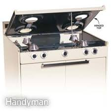 how to light a whirlpool gas oven how to repair a gas range or an electric range family handyman