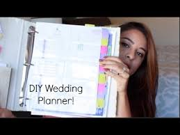 wedding planner binder how to diy wedding planning binder how to wedding planning