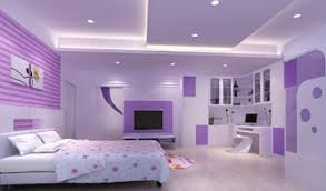 what color goes with purple walls brick look wallpaper metal cool