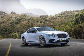 bentley dresses up new continental 2016 bentley continental and bentley flying spur became just a bit