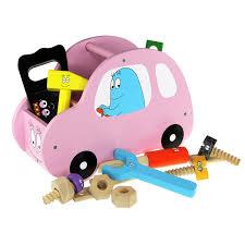 tool car barbapapa