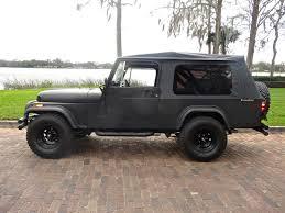 jeep safari net top soft top installed my 1981 jeep cj 8 scrambler build