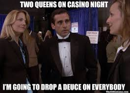 Funny Casino Memes - the office isms memes