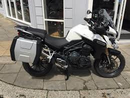 used triumph bikes in east sussex