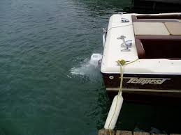 is replacing and transom seal a do it yourself thing boat