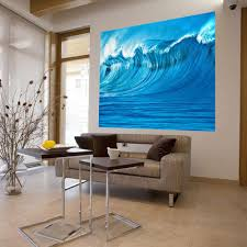 paradise beach wall mural wr50525 the home depot w the wave wall mural