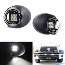 2007 toyota tundra fog light bulb size 13 toyota tundra 40w high power cree led fog light kit