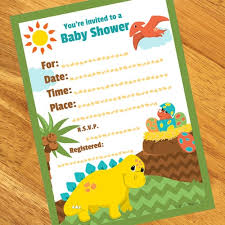 dinosaur baby shower dinosaur baby shower invitations 8