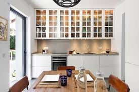 architecture small kitchen 50s home remodeled by egue y seta
