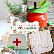 gifts for from handmade gifts for teachers the 36th avenue