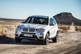 crossover cars bmw 2015 bmw x3 crossover adds diesel awd model other updates