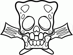 coloring how to draw a cool skull as well as how to draw a