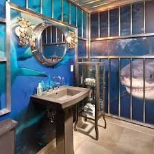 themed bathroom ideas the sea bathroom decor luxury home design ideas