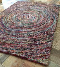 Tied Rag Rug Large Rag Rugs For Sale Rugs Ideas