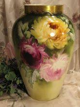 Antique Hand Painted Vases Antique Limoges France Hand Painted 22
