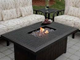 Fire Pit Coffee Table Coffee Tables Mesmerizing Propane Fire Pit Coffee Table With