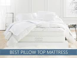 bed pillow topper the 5 best pillow top mattress picks reviews and ratings for 2018