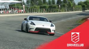 nissan 370z drift wallpaper driveclub ps4 nissan 370z nismo drifting gameplay 720p hd