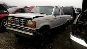 Vintage Ford Truck Junk Yards - old ford ranger 4x4 in the junk yard youtube
