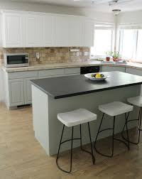 How Do You Paint Kitchen Cabinets Our Painted Kitchen Cabinets Chris Loves Julia