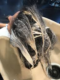 wash hair after balayage highlights 9 tips anyone dyeing their hair for the first time should know photos