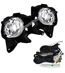2008 toyota tacoma fog light kit amazon com fog lights ls kit oem replacement for toyota rav4