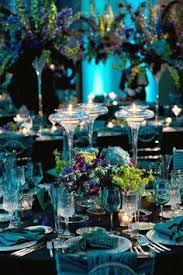 peacock wedding decorations wedding event table centrepiece decorations inspiration event