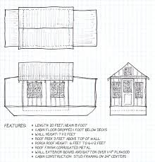 Porch Roof Plans by Beyond Napkin Plans