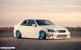 lexus is200 drift youtube toyota altezza driftloony