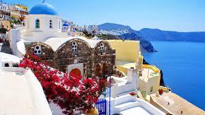 Map Of Santorini Greece by Athens Santorini Fantasy Travel Greece