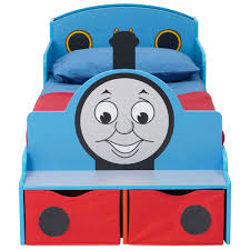 Thomas The Tank Engine Bed Thomas The Tank Engine Toddler Train Bed Big W