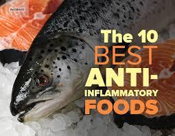 the 10 best anti inflammatory foods