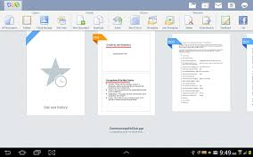 templates for wps office android easily create and share presentations with kingsoft office