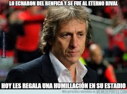Jorge Jesus Memes - memedeportes jorge jes禳s le da duro al sporting lisboa