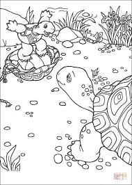 franklin johnathan turtle coloring free printable