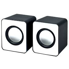 Small Desk Speakers Frisby Fs 334u Usb 2 0 Computer Pc Laptop Notebook