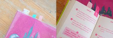 dalirae diy washi tape page markers back to dalirae