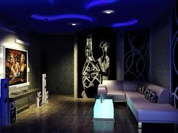 rock room design for teenagers 3d interior visualisation creative