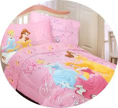 disney dainty princesses twin bedding set tiana cinderella