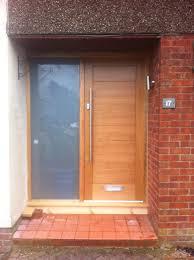 Oak Exterior Door by Front Doors Good Coloring Oak Front Door And Frame 125 New