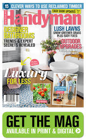 Home Decor Magazines Nz by New Zealand Handyman Magazine Do It Yourself Magazine Diy Magazine