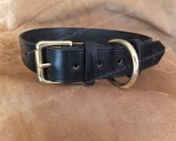 afghan hound collars uk handmade leather dog collars and leads hide and collars