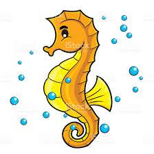 sea horse cartoon stock vector art 534699363 istock