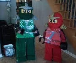 Lego Ninjago Costumes Halloween Lego Ninjago Costume