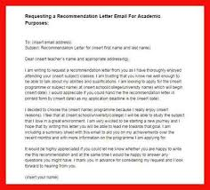 recommendation letter request 79 examples of recommendation