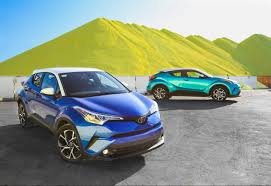 nissan juke vs toyota chr car pro 2018 toyota c hr joins subcompact suv party